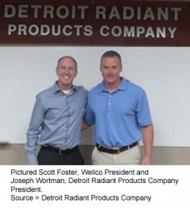 Joe Wortman and Scott Foster